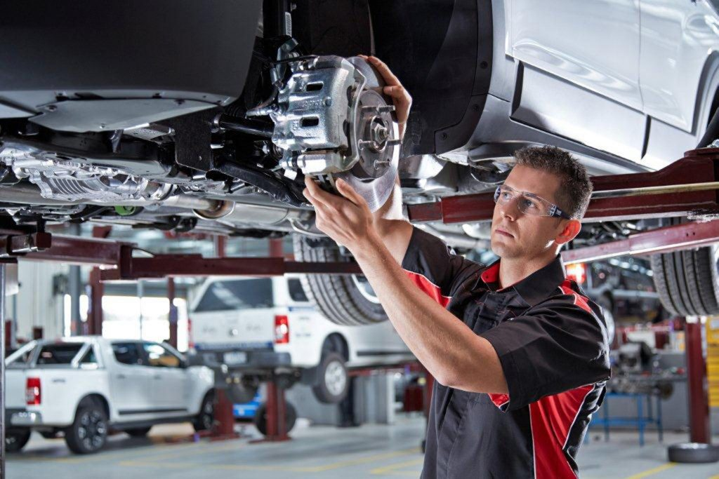 Only genuine parts have been made or selected by the manufacturer of the vehicle and tested as an integral component for safety and quality.