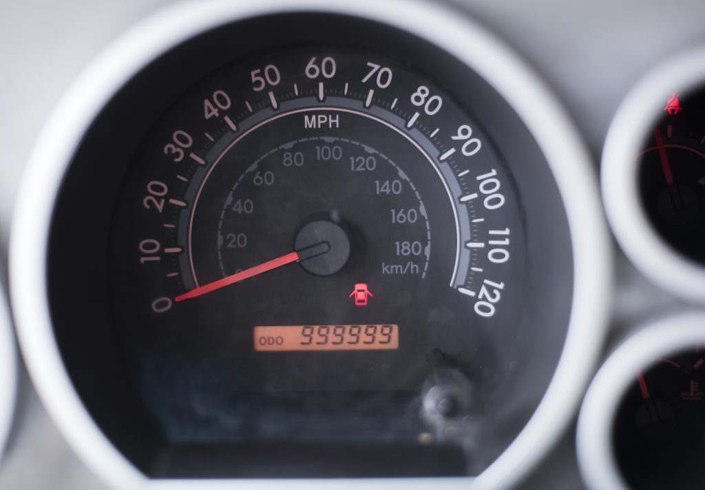 Victor Sheppard's 2007 Tundra hit 1 million miles.