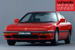wheels 1987 car of the year