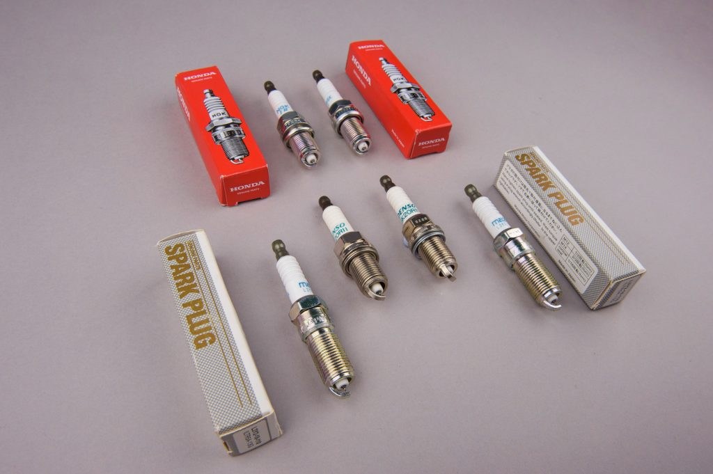counterfeit spark plugs
